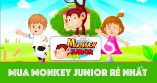 Mua Monkey Junior Nên Hay Không? Cách Mua Để Được Giảm 40%