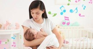 1. Tại sao mẹ nên kể chuyện và hát ru cho bé trước khi ngủ?