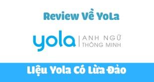 Review Yola - Liệu Yola Có Tốt Không? Chất Lượng Như Thế Nào?