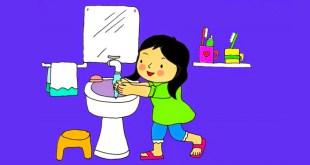 Bài Thơ Rửa Tay Mầm Non - Nội Dung Chi Tiết Và Giáo Án