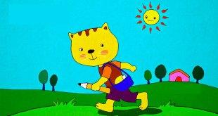 Bài Thơ Mèo Con Đi Học Siêu Hay Cho Thầy Cô Và Phụ Huynh