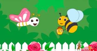 Lời Bài Thơ Ong và Bướm Cùng giáo Án Chi Tiết Nhất