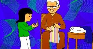 Bài Thơ Lấy Tăm Cho Bà - Lời Bài Thơ Chi Tiết kèm Giáo Án