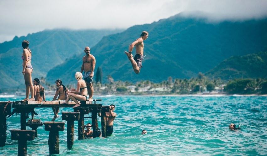 Swimming Stories - 5 racconti sono meglio di 1