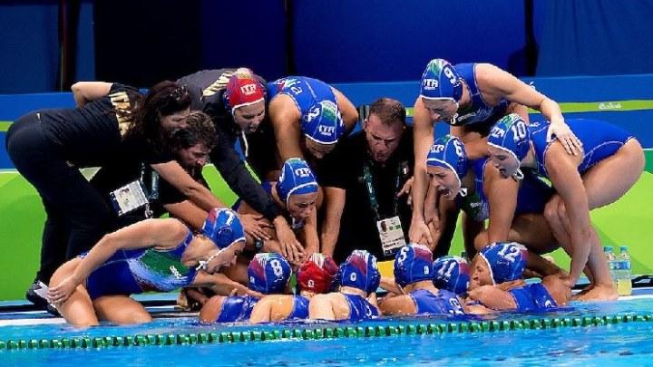 Rio 2016 - IL SOGNO CONTINUA: SETTEROSA IN FINALE 6