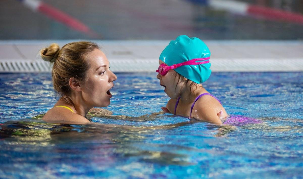 AUGURI ALLA DONNA PIÙ IMPORTANTE DI OGNI NUOTATORE: #SwimMom