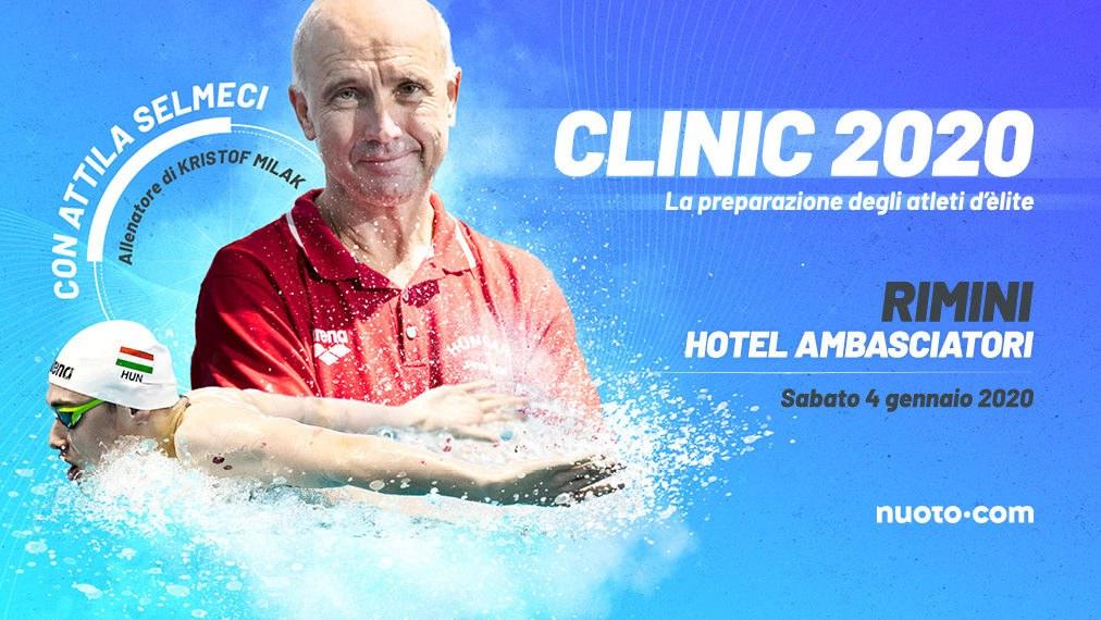 """CLINIC 2020: """"La preparazione degli atleti d'élite"""" - CON ATTILA SELMECI 1"""