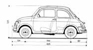 FIAT NUOVA 500: SCHEDA 500 L