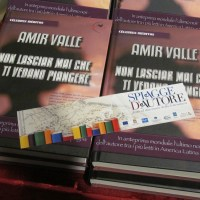 In Puglia con Amir Valle, parlando di CharlesChaplin