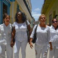 Mujeres cubanas son pilares de la disidencia (spagnolo)