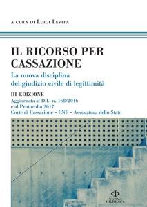 cover_LEVITA_Ricorso per Cassazione_IIIed_72spi