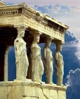 Erechtheion Temple Acropolis Athens