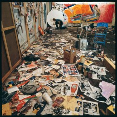 James Rosenquist by Ugo Mulas, New York, 1964