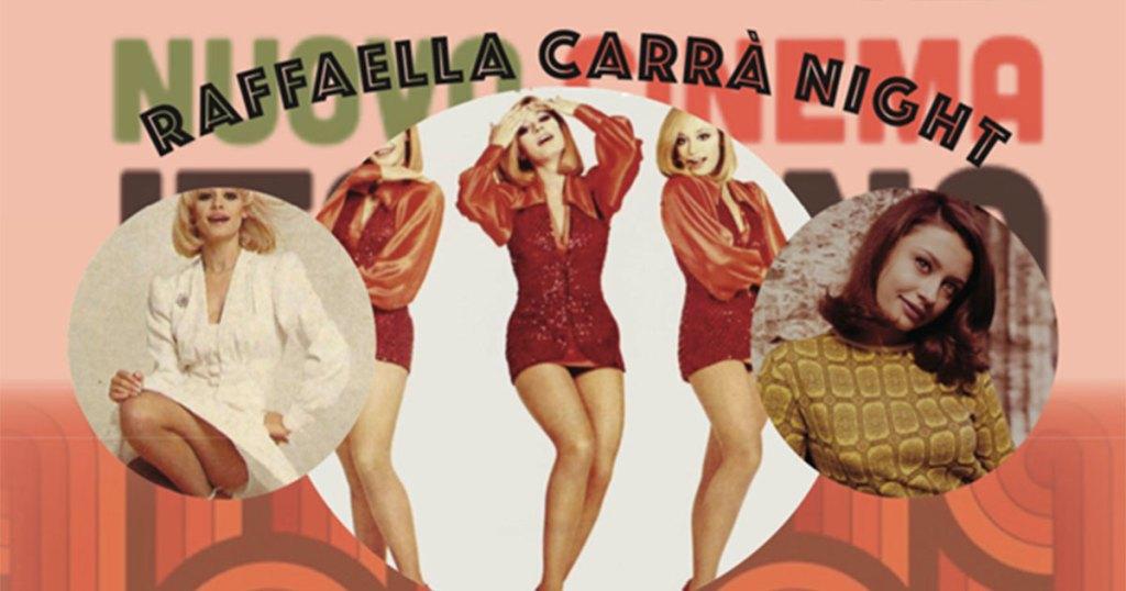 Raffaella Carrà Night - May 28