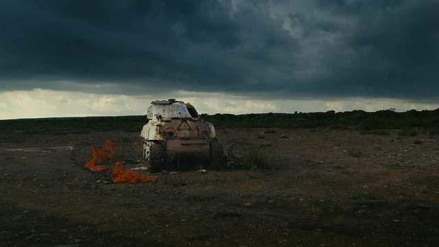 """un'immagine da """"Materia oscura"""", documentario di Massimo D'Anolfi e Martina Parenti. Sarà presentato nella sezione Forum, la terza per ordine di importanza della Berlinale, e costituirà l'unica partecipazione italiana al Festival."""
