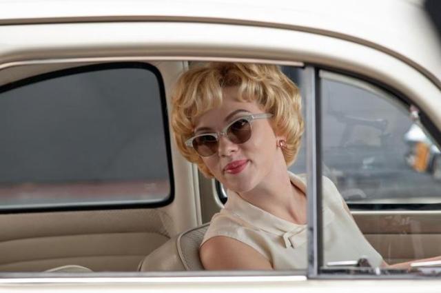 Scarlett Johansson è Janet Leigh