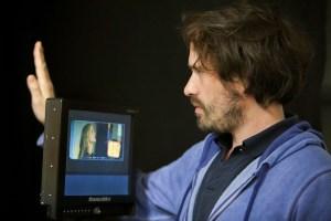 il regista David Moreau