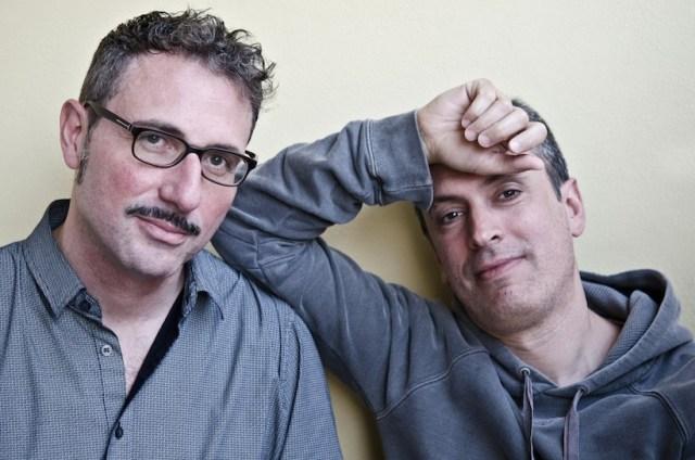 I registi Antonio Piazza e Fabio Grassadonia