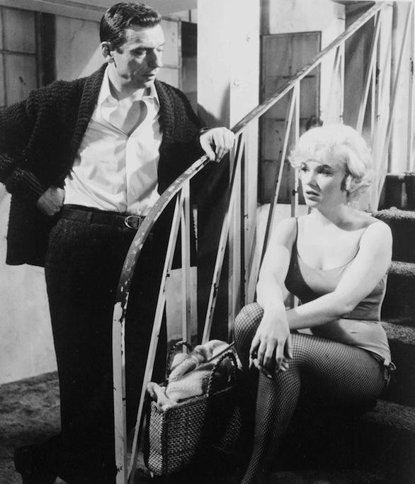'Facciamo l'amore di George Cukor, con Marilyn Monroe e Yves Montand. Stasera in tv.