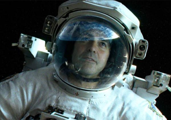 'Gravity' di Alfonso Cuaron con George Clooney: aprità il 27 agosto la 70esima Mostra del cinema di Venezia