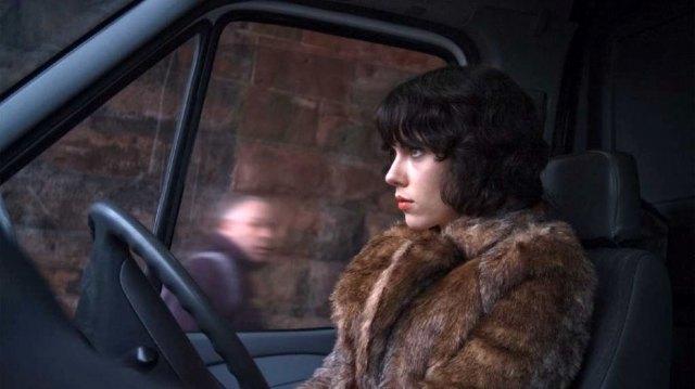 Scarlett Johansson in 'Under the Skin' di Jonathan Glazer: in concorso.