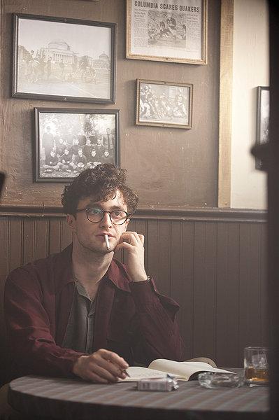 L'ex Harry Potter è un credibile, giovane Ginsberg