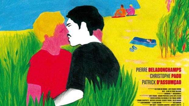 'Lo sconosciuto del lago', il poster.