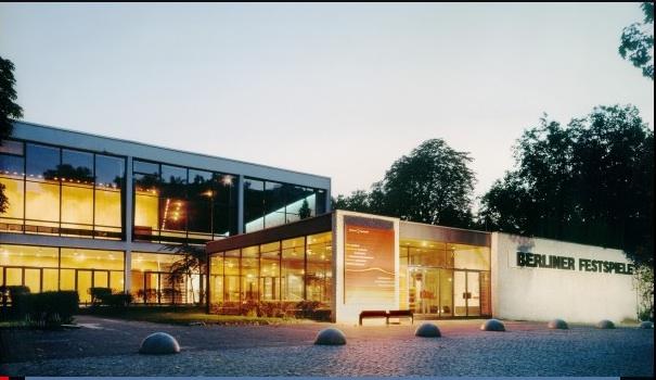 La Haus der Berliner Festspiele, sede della cerimonia di consegna degli EFA