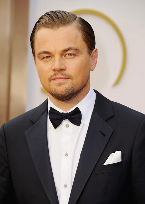 Leo DiCaprio entra al Chinese Theater