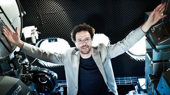 Il direttore (Italiano) del Locarno Film Festival, Carlo Chatrian.