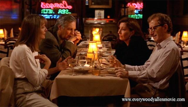 'Misterioso omicidio a Manhattan', di/con Woody Allen