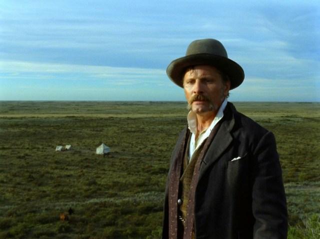 Viggo Mortensen in 'Jauja' di Lisandro Alonso