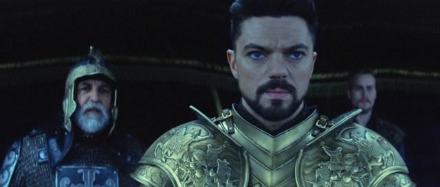 Dominic Cooper è il gran sultano Mehmet II