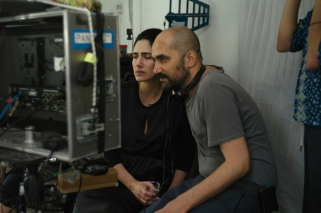 i fratelli Ronit e Shlomi Elkabetz, registi del film