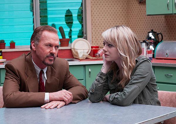 a 'Birdman' 9 nomination, tra cui quelle per Michael Keaton e Emma Stone (nella foto)