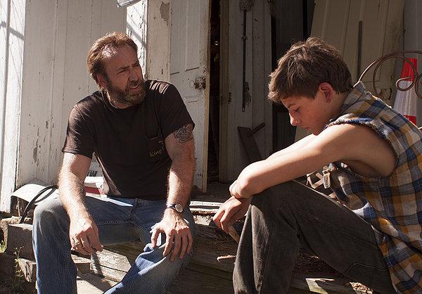 Nicolas Cage e Tye Sheridan in 'Joe'