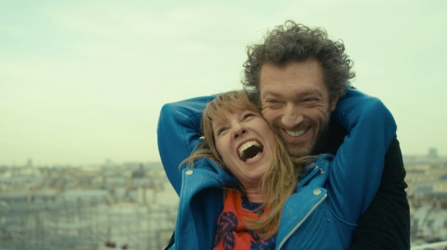 Cassel con Emmanuelle Bercot in Mon Roi