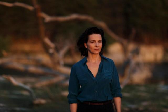 "Juliette Binoche. ""The Wait"" (""L'Attesa""). Director Piero Messina.Indigo Film"