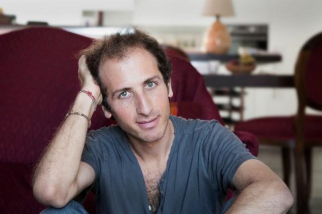 il regista Alberto Caviglia