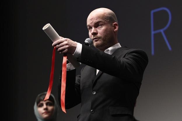 il regista Grímur Hákonarson premiato a Cannes 2015
