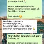 Paket Catering Aqiqah Jakarta Selatan