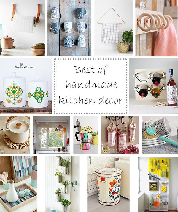 Best Of Handmade Kitchen Decor