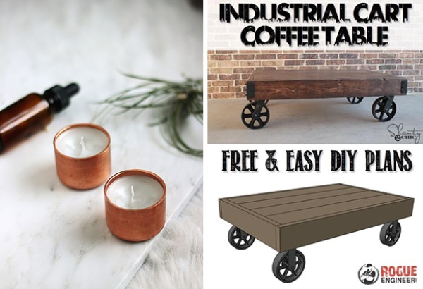 6Best of DIY design style: Industrial