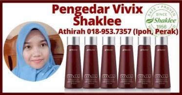 Pengedar Sah Shaklee - VIVIX - Ipoh, Perak