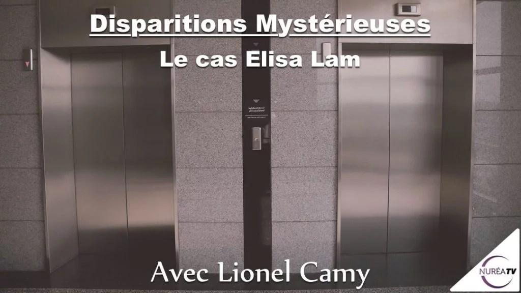 Lionel Camy disparitions mystérieuses