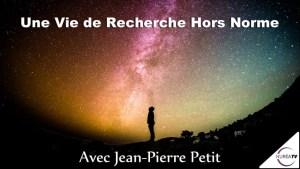 Jean-Pierre Petit sur nuréa tv