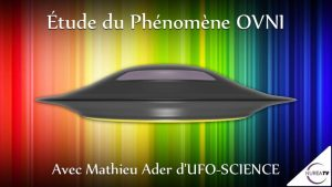 UFO Science mathieu ader