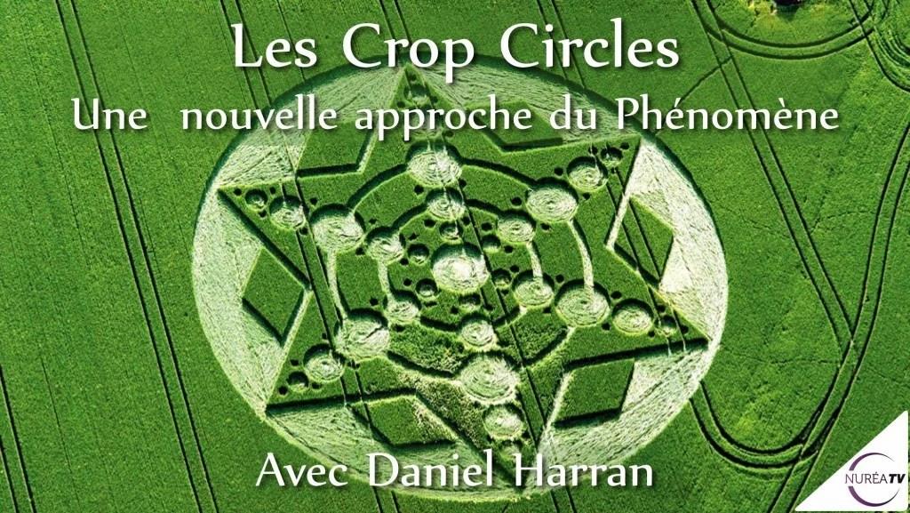 crop circles Daniel Harran