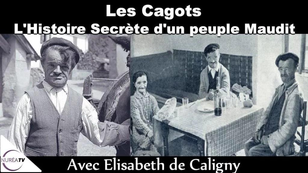 histoire secrète d'un peuple lisabeth de Caligny avec Elisabeth