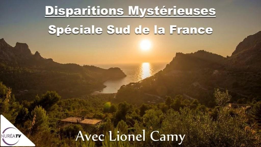 disparitions mystérieuses dans le sud de la france